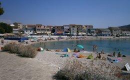Beach Raduča Primosten